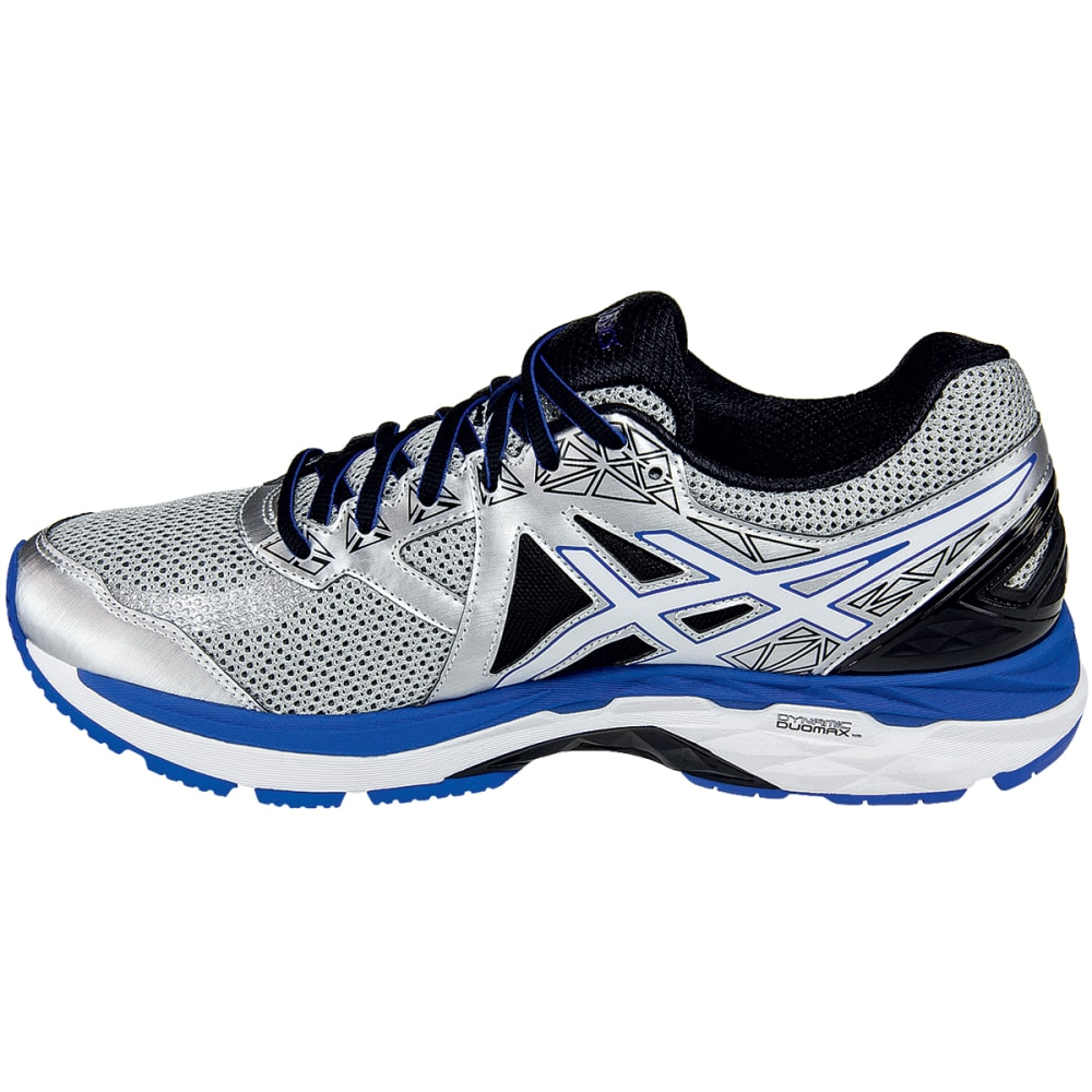 ASICS Men's GT-2000 4 Running Shoes - GREY MEDIUM