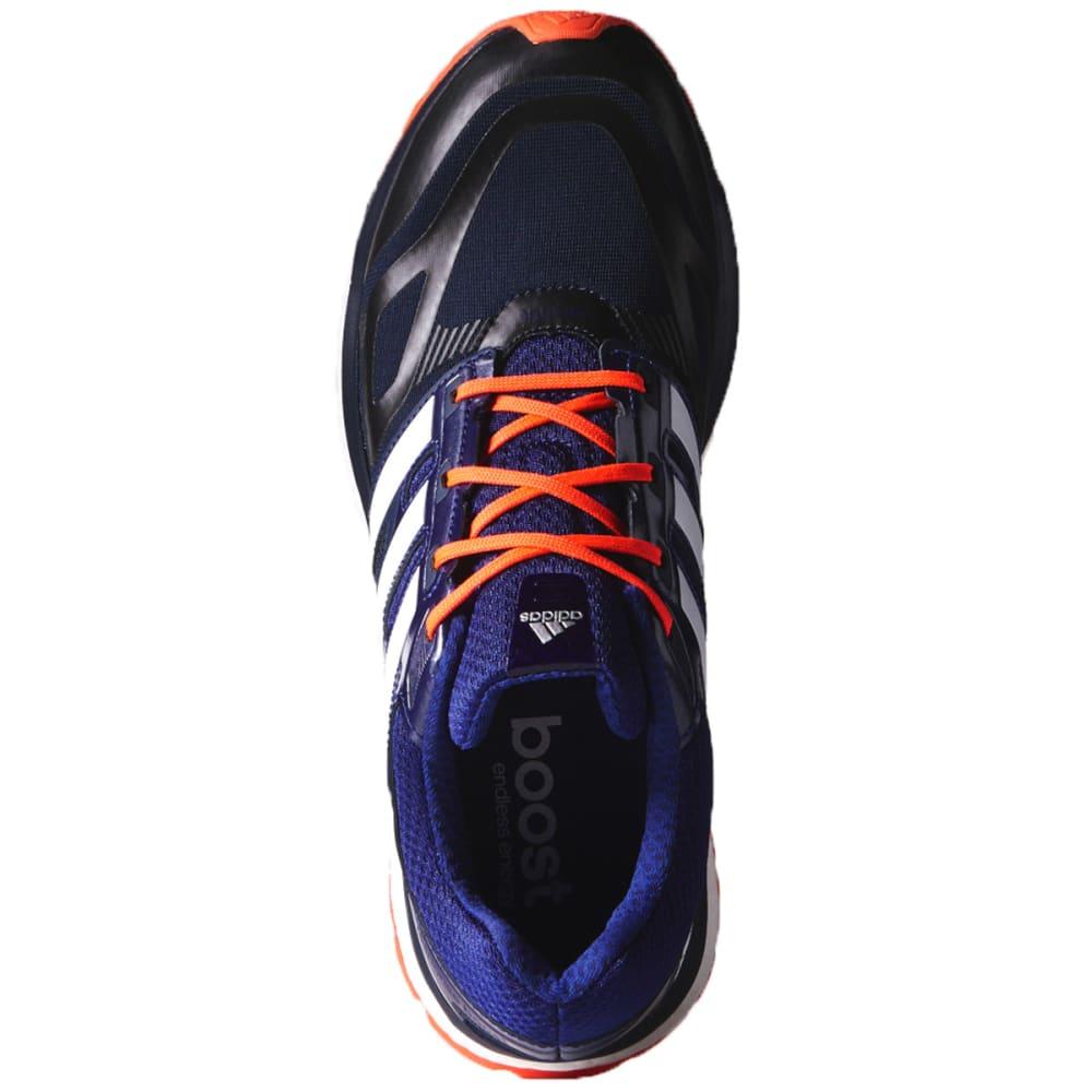 ADIDAS Men's Response Boost Techfit Shoes - NAVY