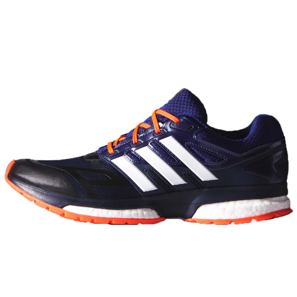 ADIDAS Men's Response Boost Techfit Shoes - NAVY