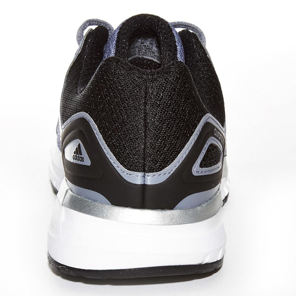 ADIDAS Men's Duramo 6 Shoes - BLACK/GREY