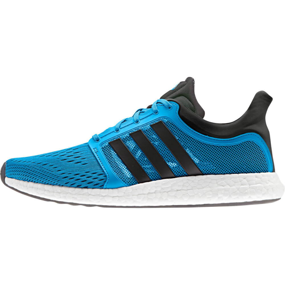 ADIDAS Men's Climachill Rocket Boost Running Shoes - SOLAR BLUE/BLUE BEAU