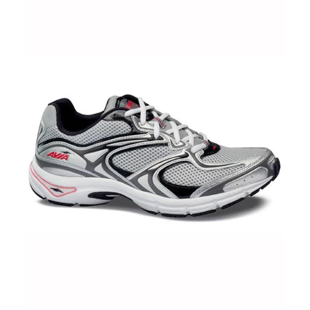 AVIA Men's Avi-Endeavor Running Shoes, Wide VALUE DEAL - GREY/BLACK