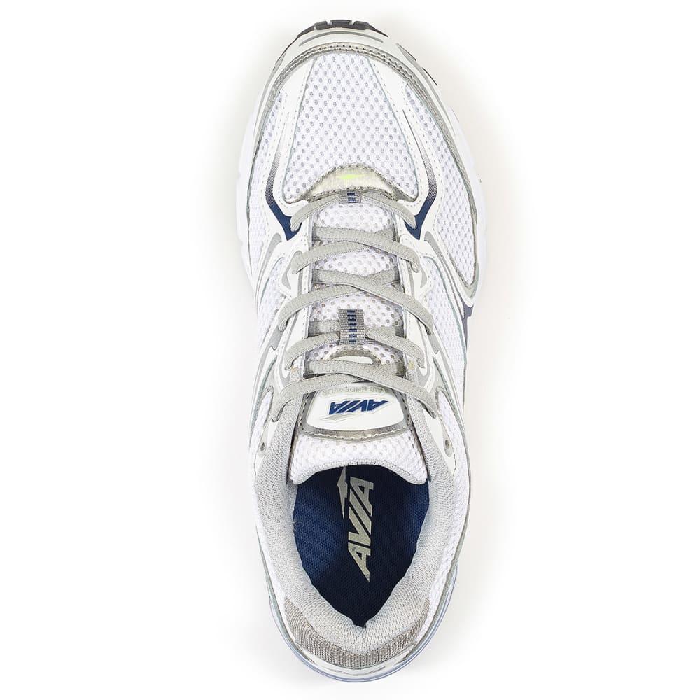 AVIA Men's Avi-Endeavor Running Shoes, Medium Width - WHITE