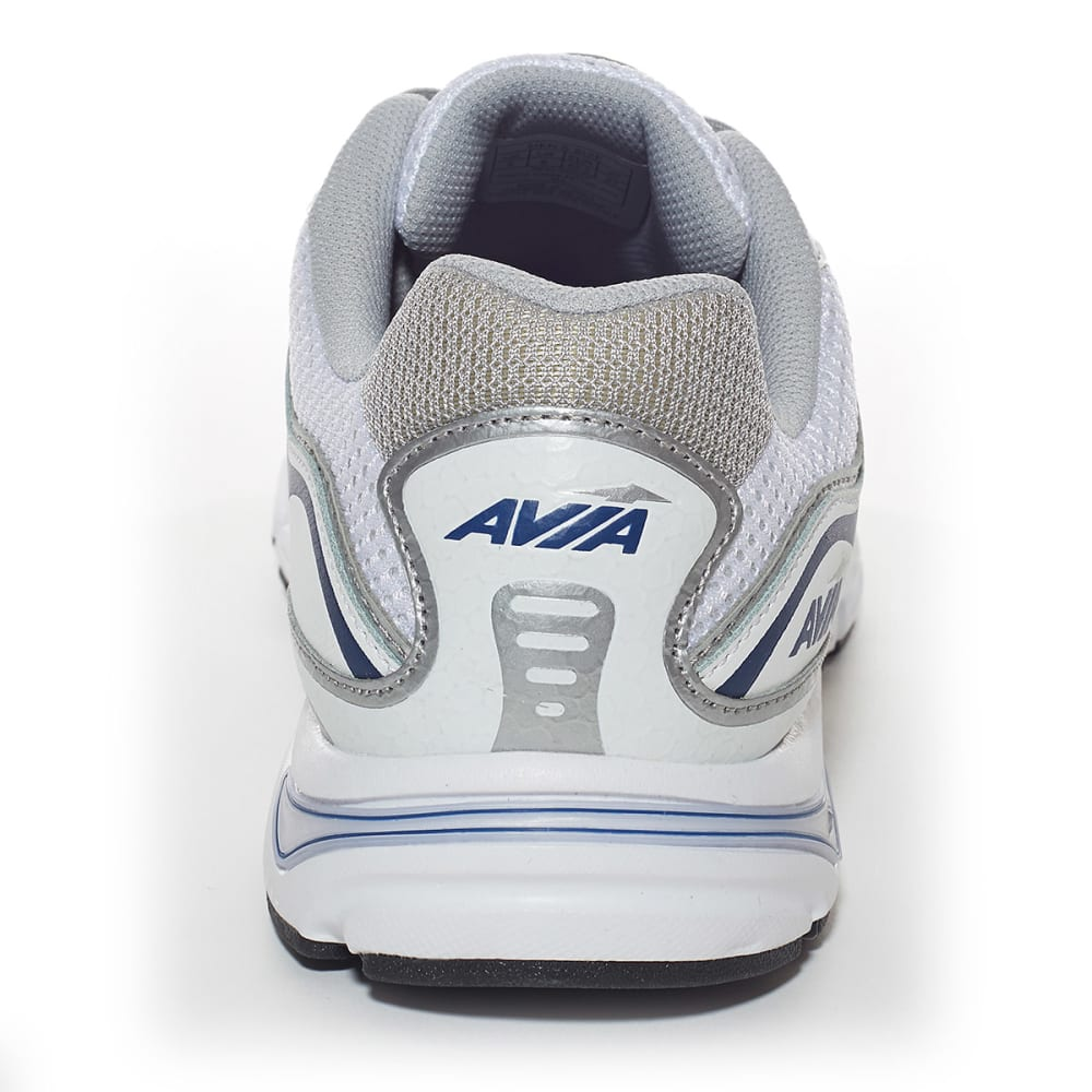 AVIA Men's Avi-Endeavor Running Shoes, Medium Width - WHITE