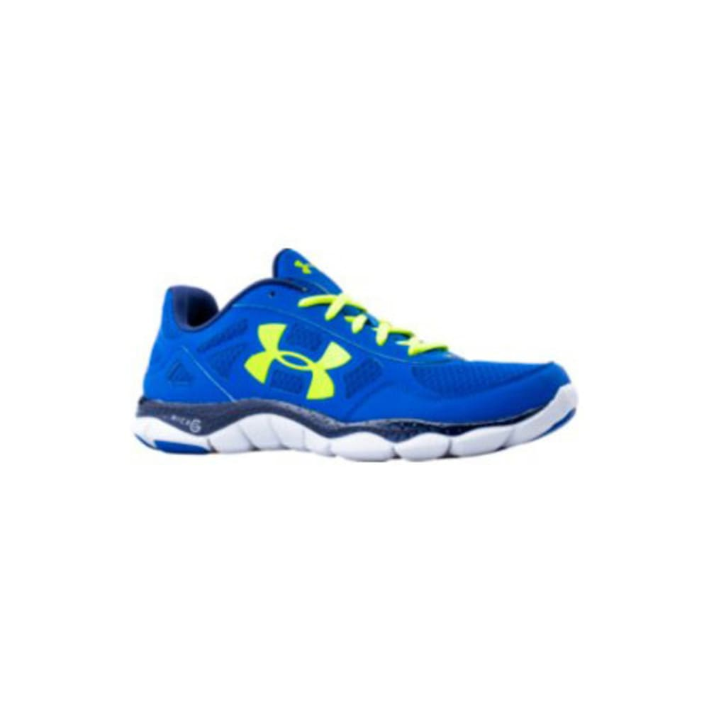 UNDER ARMOUR Men's Micro G® Engage BL Running Shoes - ACADEMY