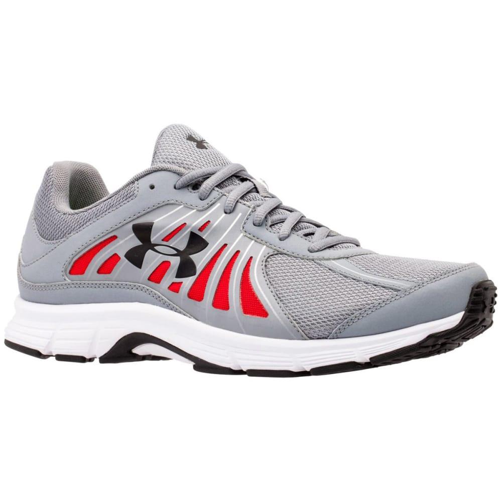 UNDER ARMOUR Men's Dash Running Shoes - STEEL