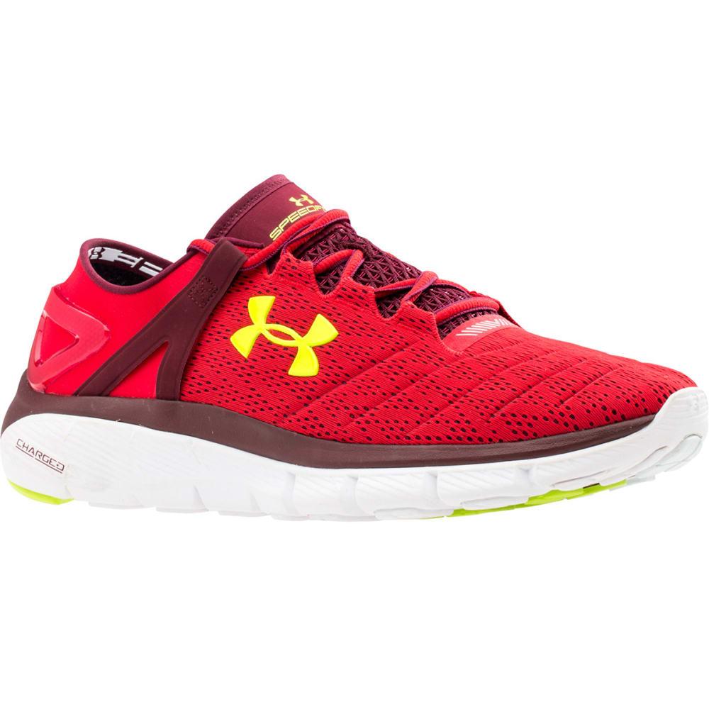 UNDER ARMOUR Men's Speedform® Fortis Running Shoes - RED