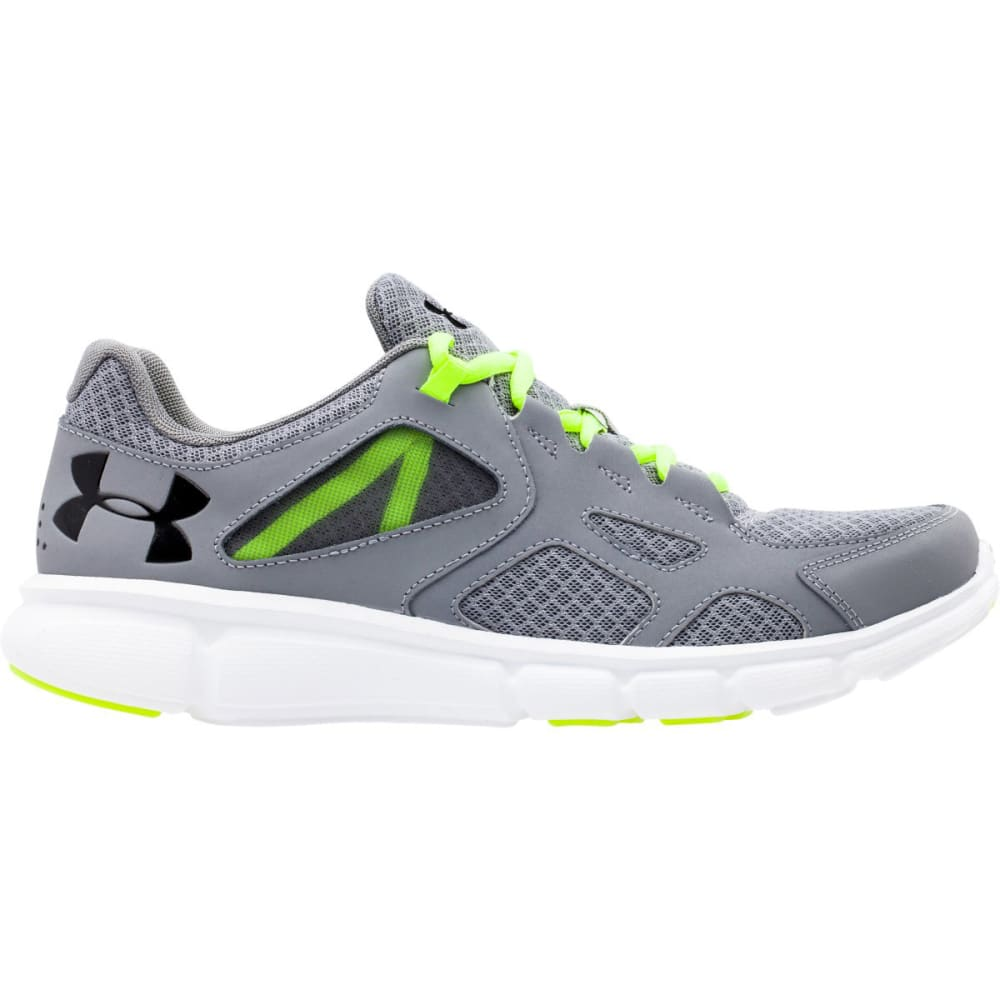 UNDER ARMOUR Men's Thrill Running Shoes - STEEL