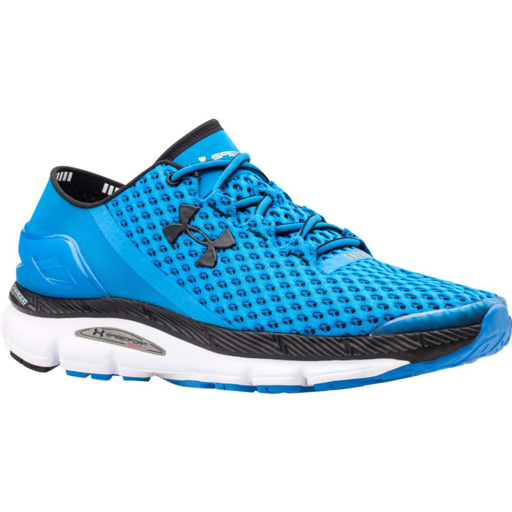 UNDER ARMOUR Men's SpeedForm® Gemini Running Shoes - BLUE
