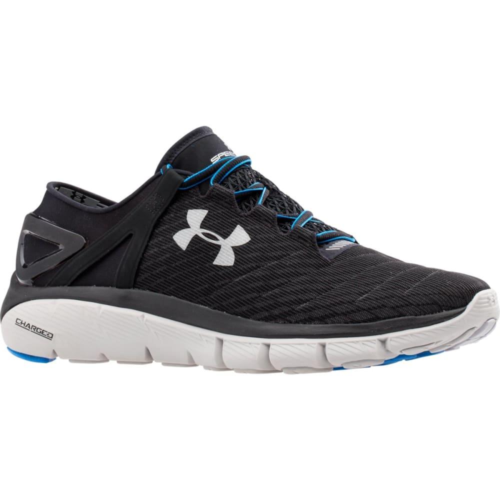 UNDER ARMOUR Men's SpeedForm® Fortis Night Running Shoes - NITE BLK