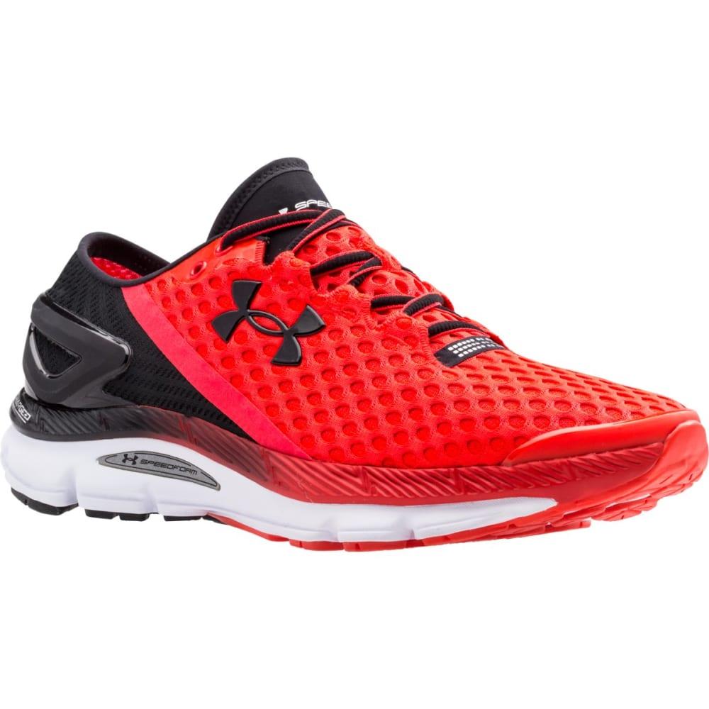 UNDER ARMOUR Men's SpeedForm™ Gemini 2 Running Shoes - RED