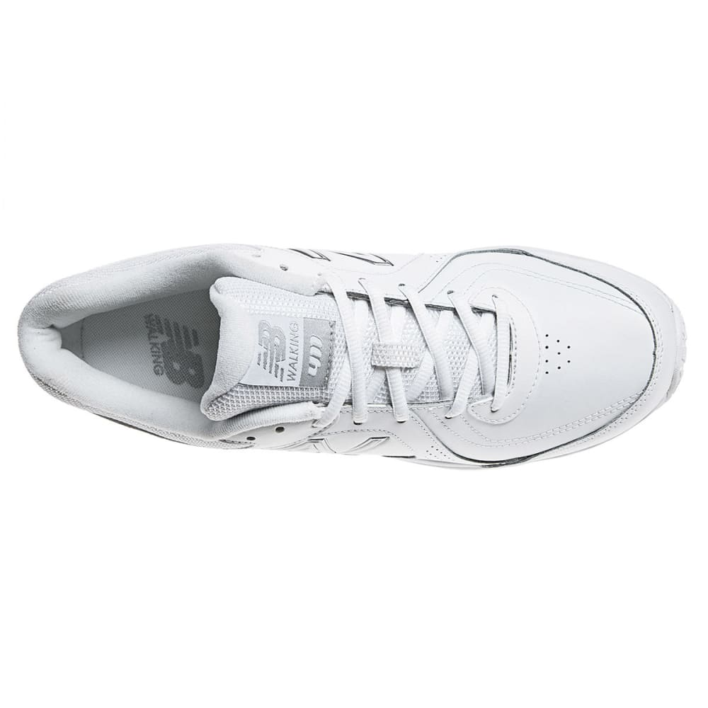 NEW BALANCE Men's MW411WT Shoes, Wide Width - WHITE