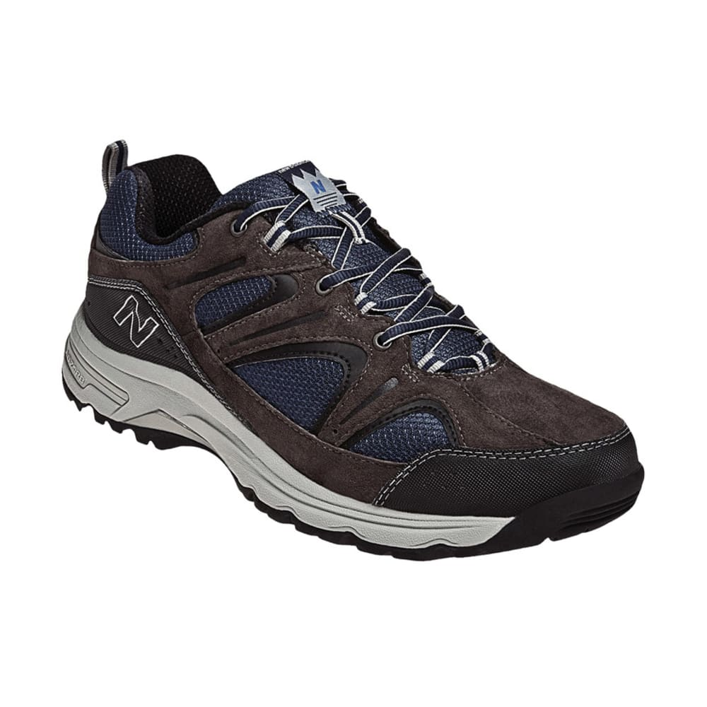 NEW BALANCE Men's MW759GR Shoes, Wide Width - GREY/BLACK