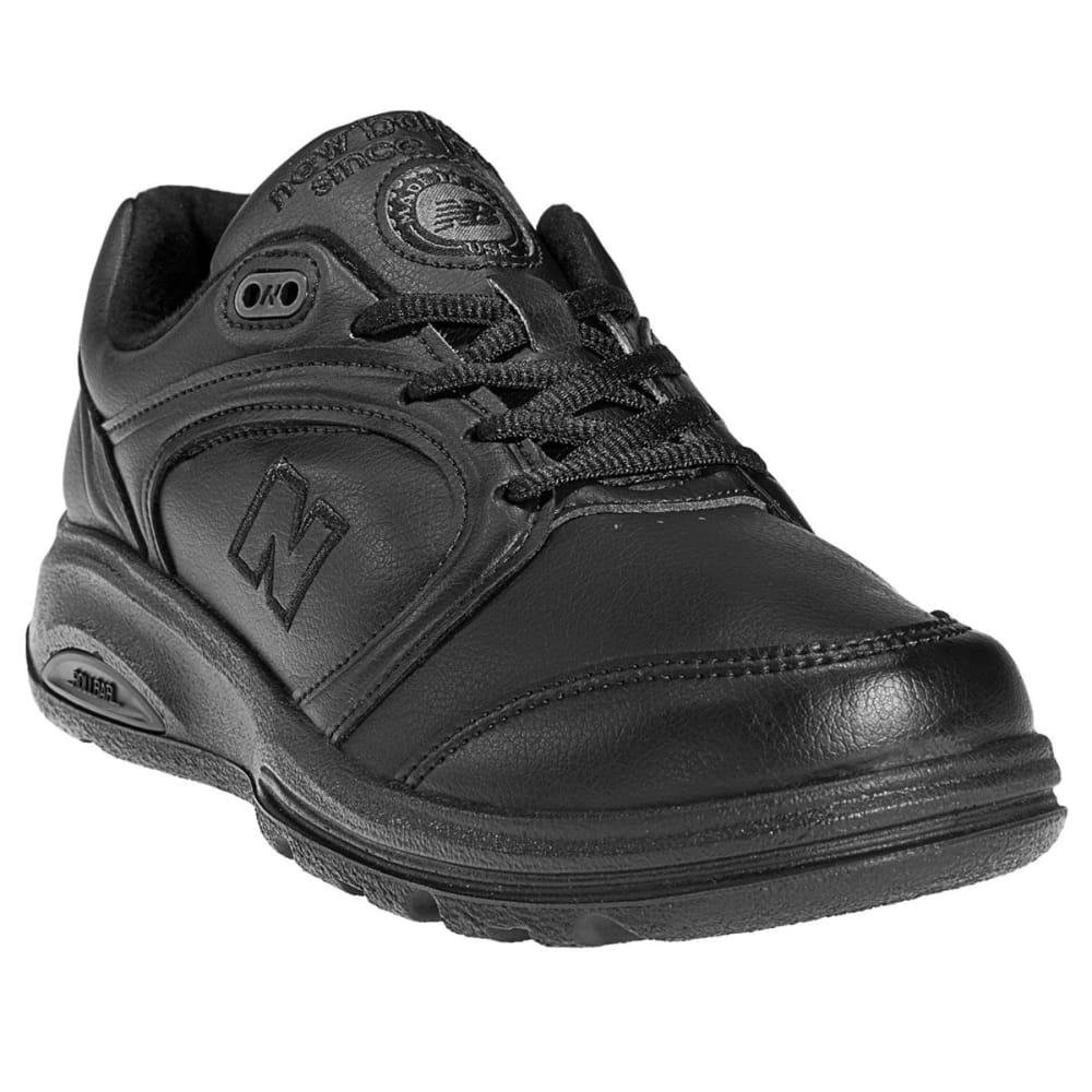 NEW BALANCE Men's 812 Walking Shoes, D Width - BLACK