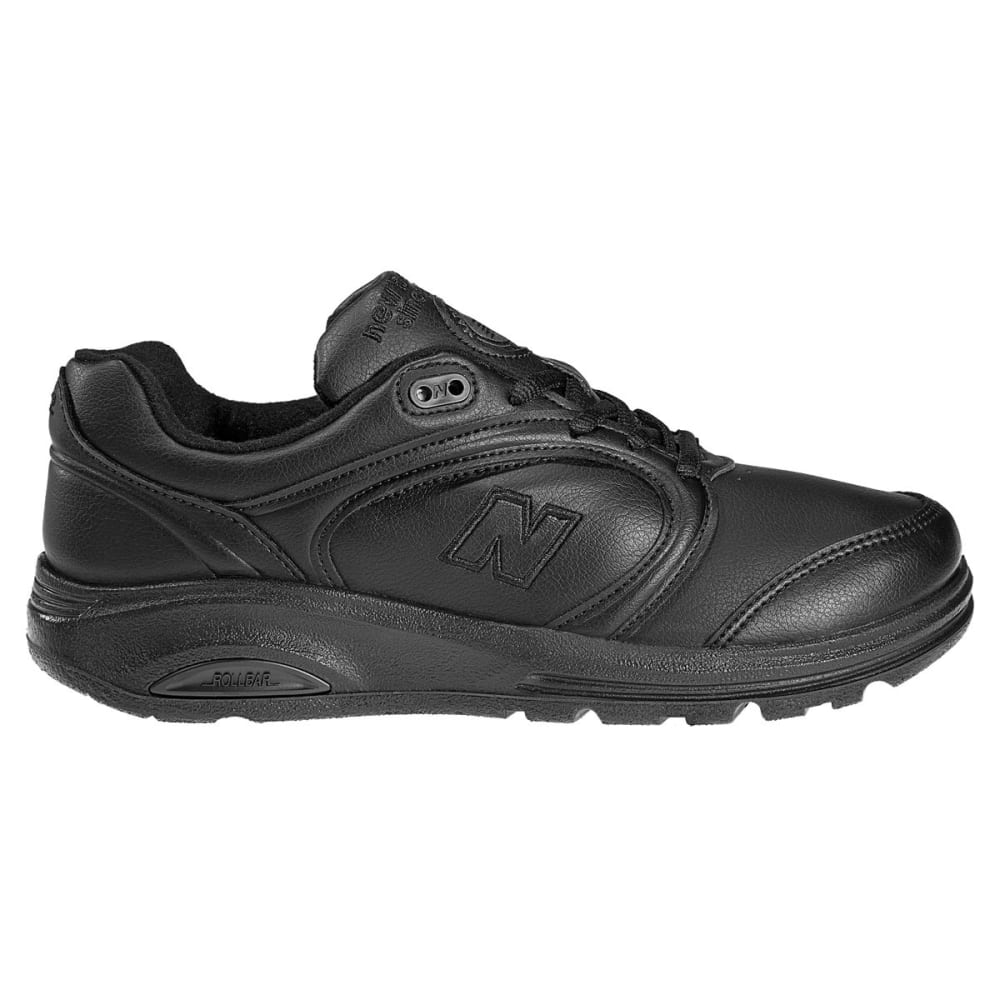 NEW BALANCE Men's 812 Walking Shoes, D Width - BLACK