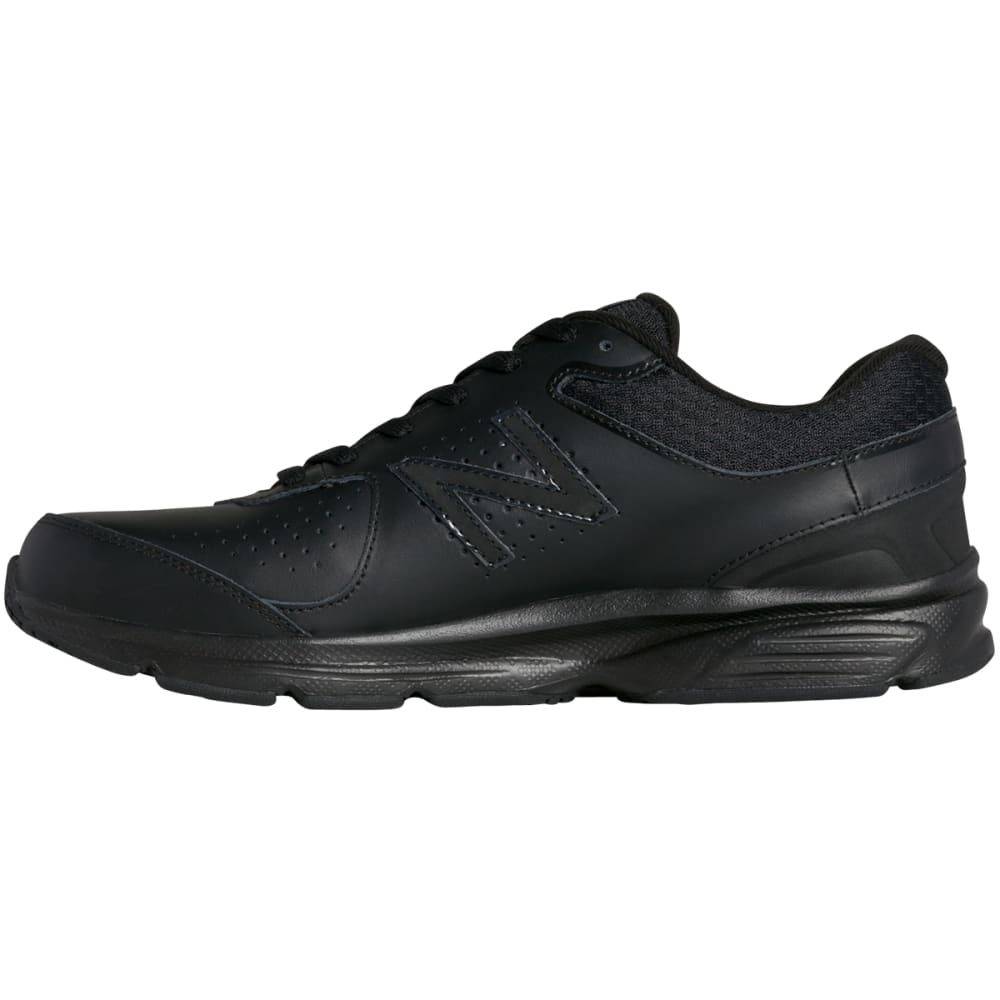 NEW BALANCE Men's 411 Shoes, Wide - BLACK BK2 - WIDE