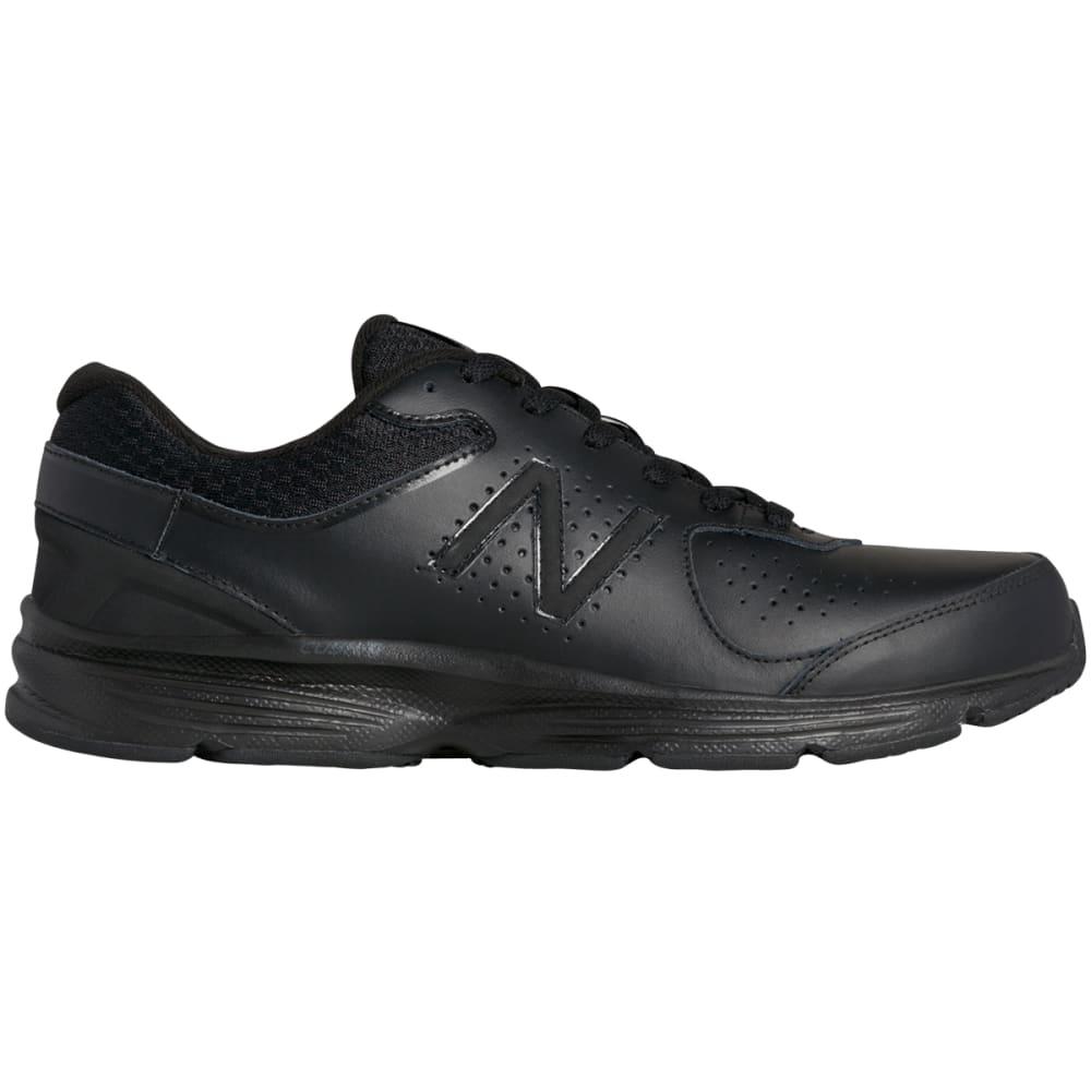 NEW BALANCE Men's 411 Shoes, Wide - BLACK BK2 - WIDE