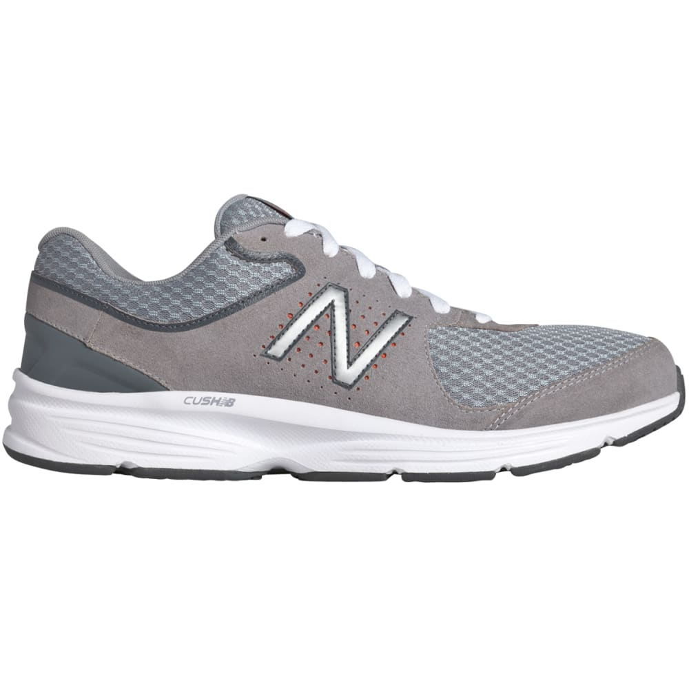 NEW BALANCE Men's 411 Shoes, Wide - GREY GRE2 - WIDE