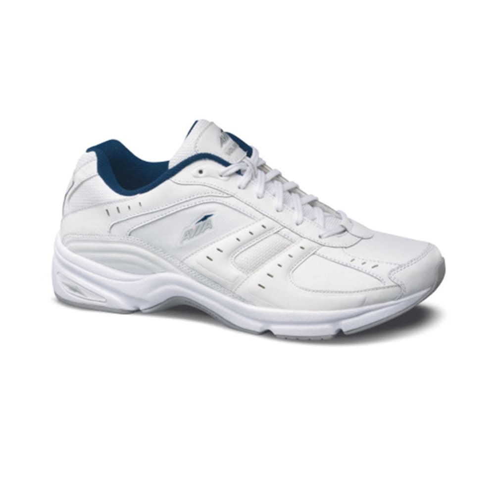 AVIA Men's Volante Walker Shoes, White, Medium Width - WHITE