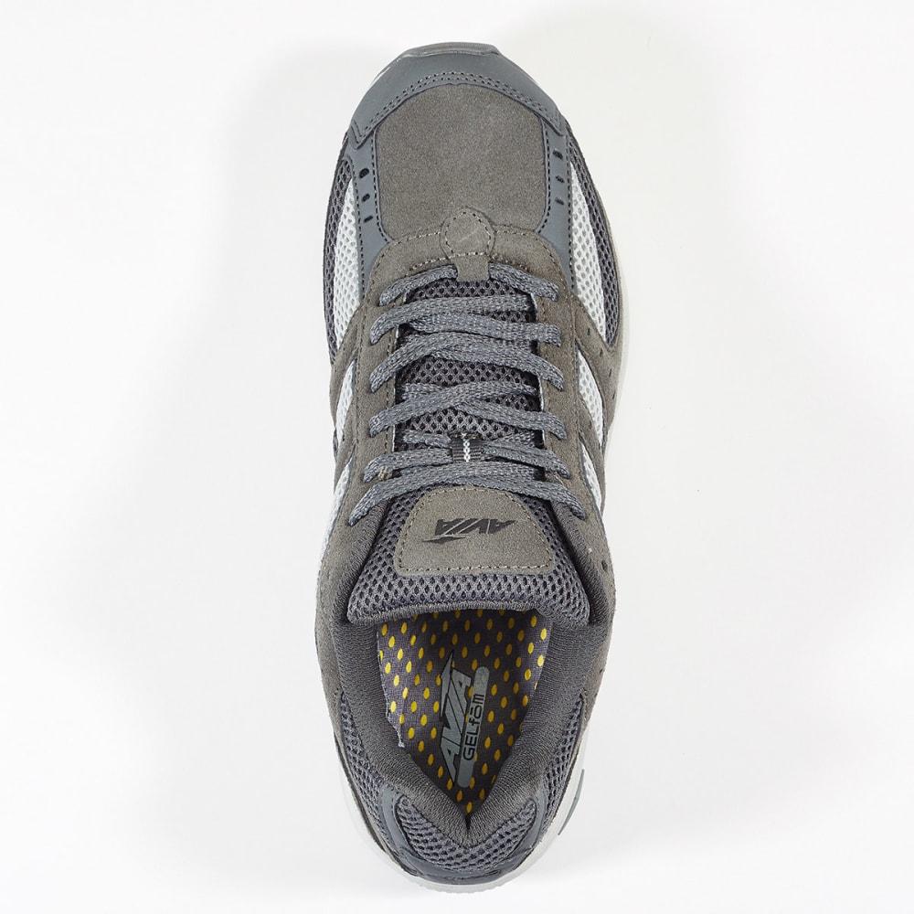 AVIA Men's Volante Walker Shoes, Medium Width - STEEL