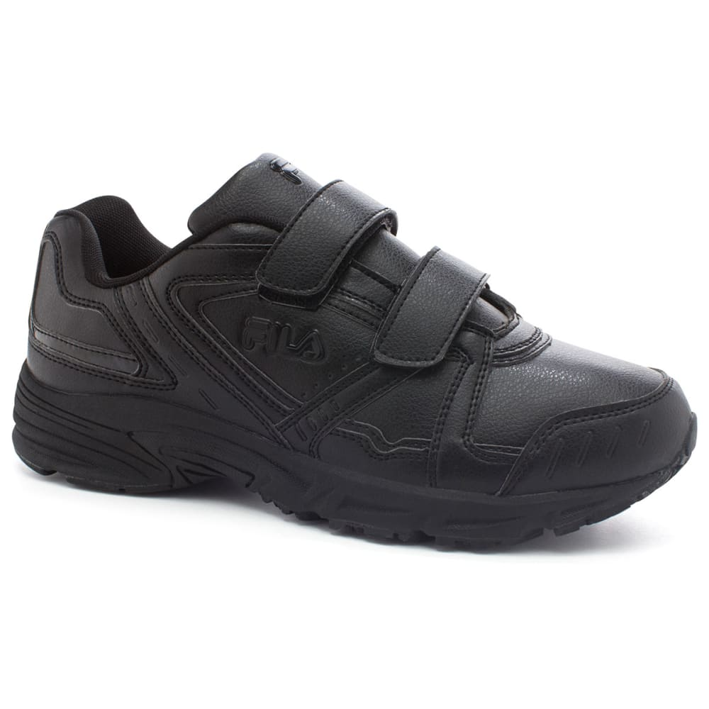 FILA Men's Talon 2 Strap Shoes - BLACK