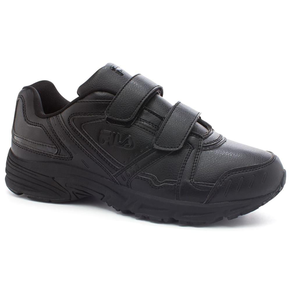 FILA Men's Talon 2 Strap Shoes - BLACK