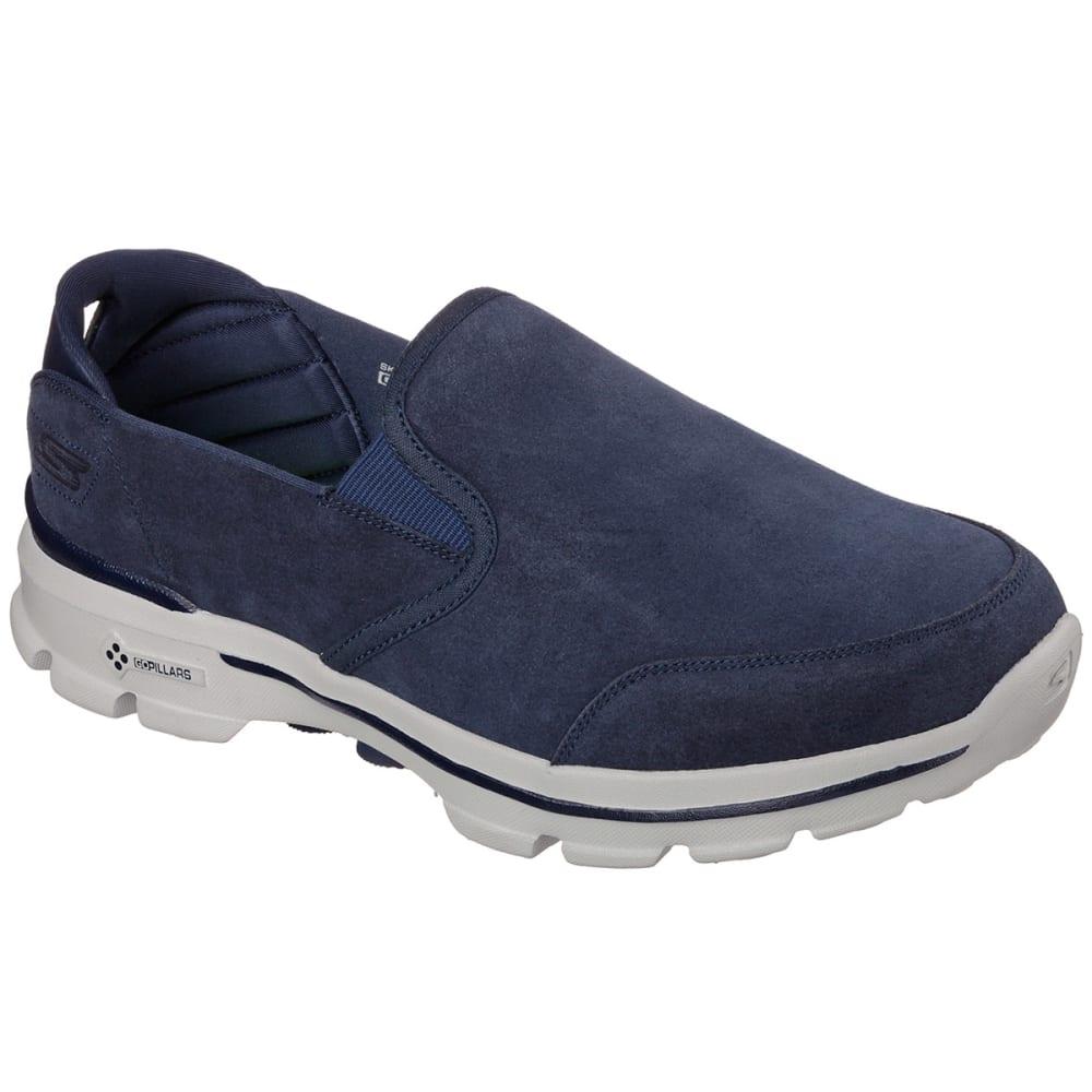 SKECHERS Men's Go Walk 3 Shoes - NAVY