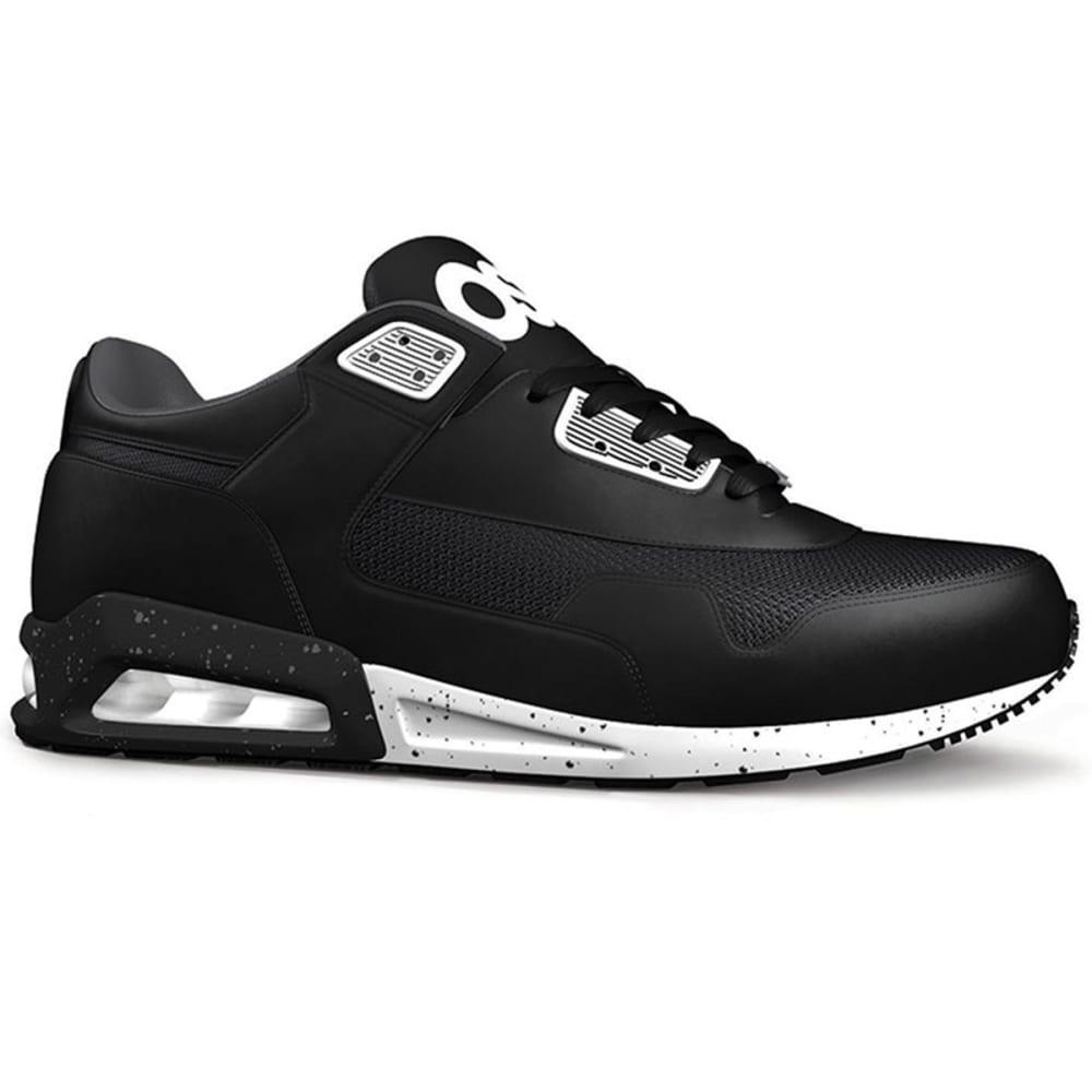 OSIRIS Young Men's Uprise Shoes - BLACK/WHITE