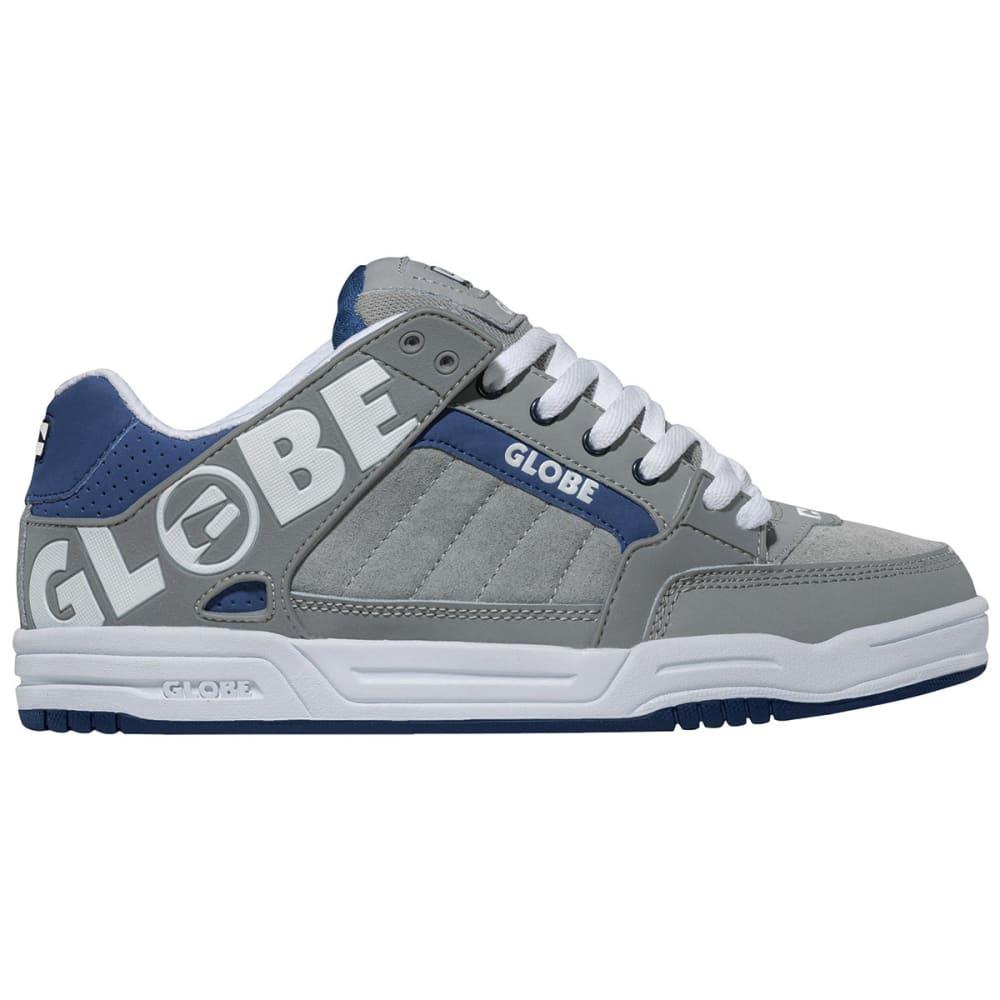 GLOBE Men's Tilt Shoes - GREY/BLUE