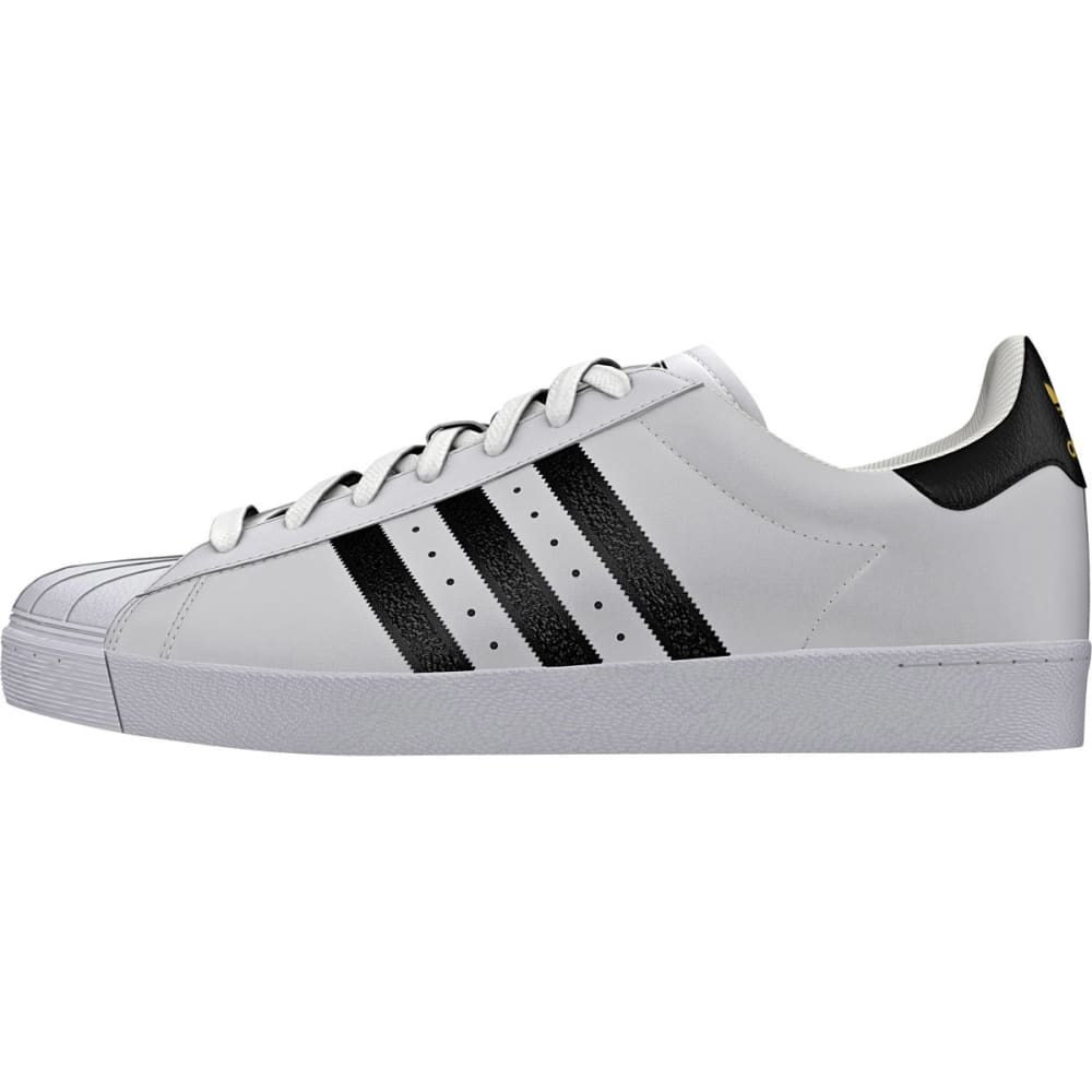 ADIDAS Men's Superstar Vulc ADV Shoes - WHITE
