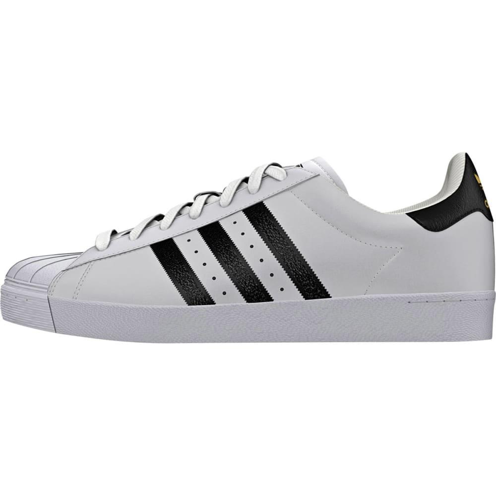 ADIDAS Men's Superstar Vulc ADV Shoes - WHITE