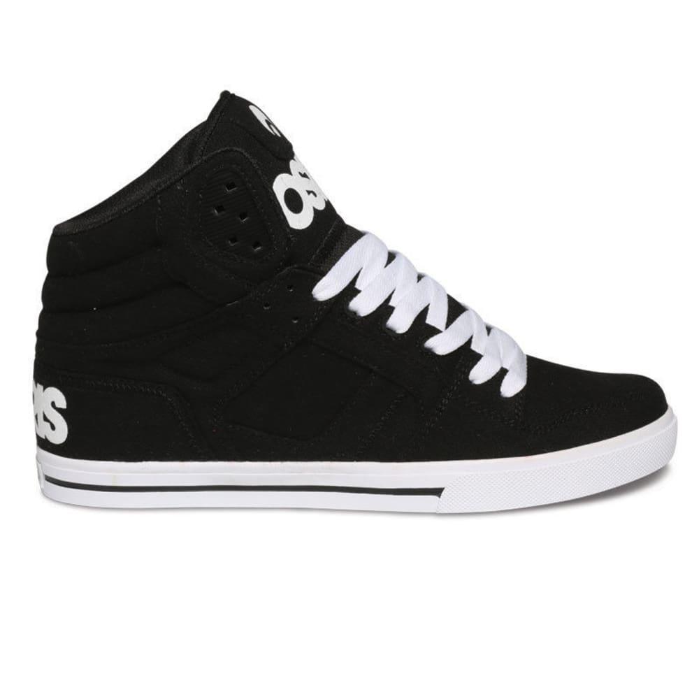 OSIRIS Men's Clone Shoes - BLACK/NEPTUNE
