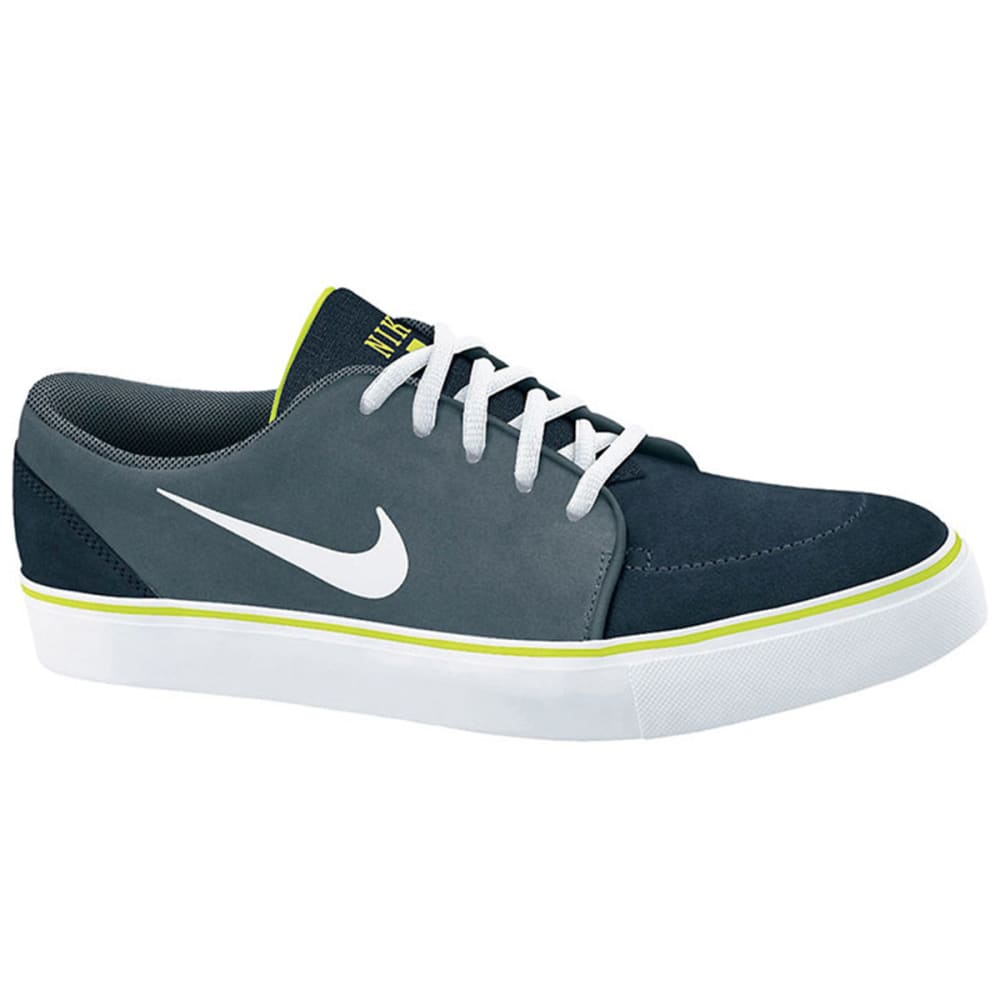 NIKE SB Guys' Satire Shoes - NAVY