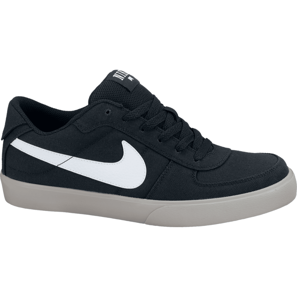 NIKE SB Young Men's Action Mavrk Shoes - BLACK/COBBLESTONE/WH