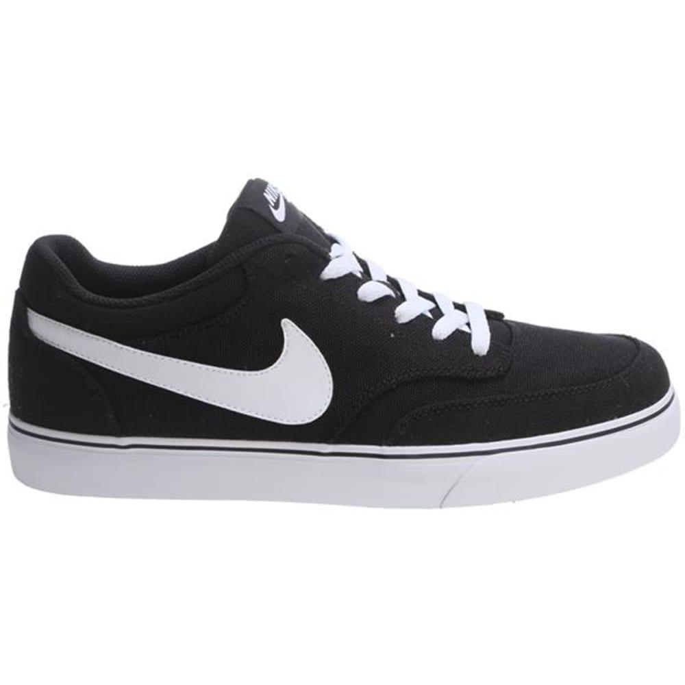 NIKE SB Young Men's Harbor Shoes - BLACK/WHITE