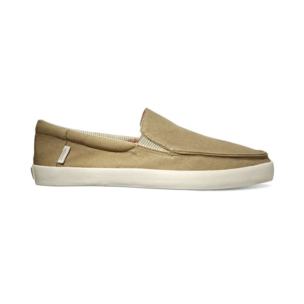 VANS Young Men's Bali Surf Sider - KHAKI