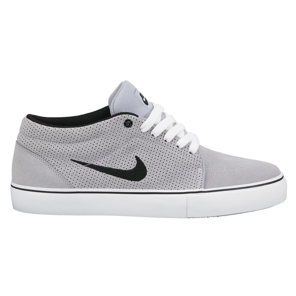 NIKE SB Men's Satire Mid Shoes - WOLF GREY