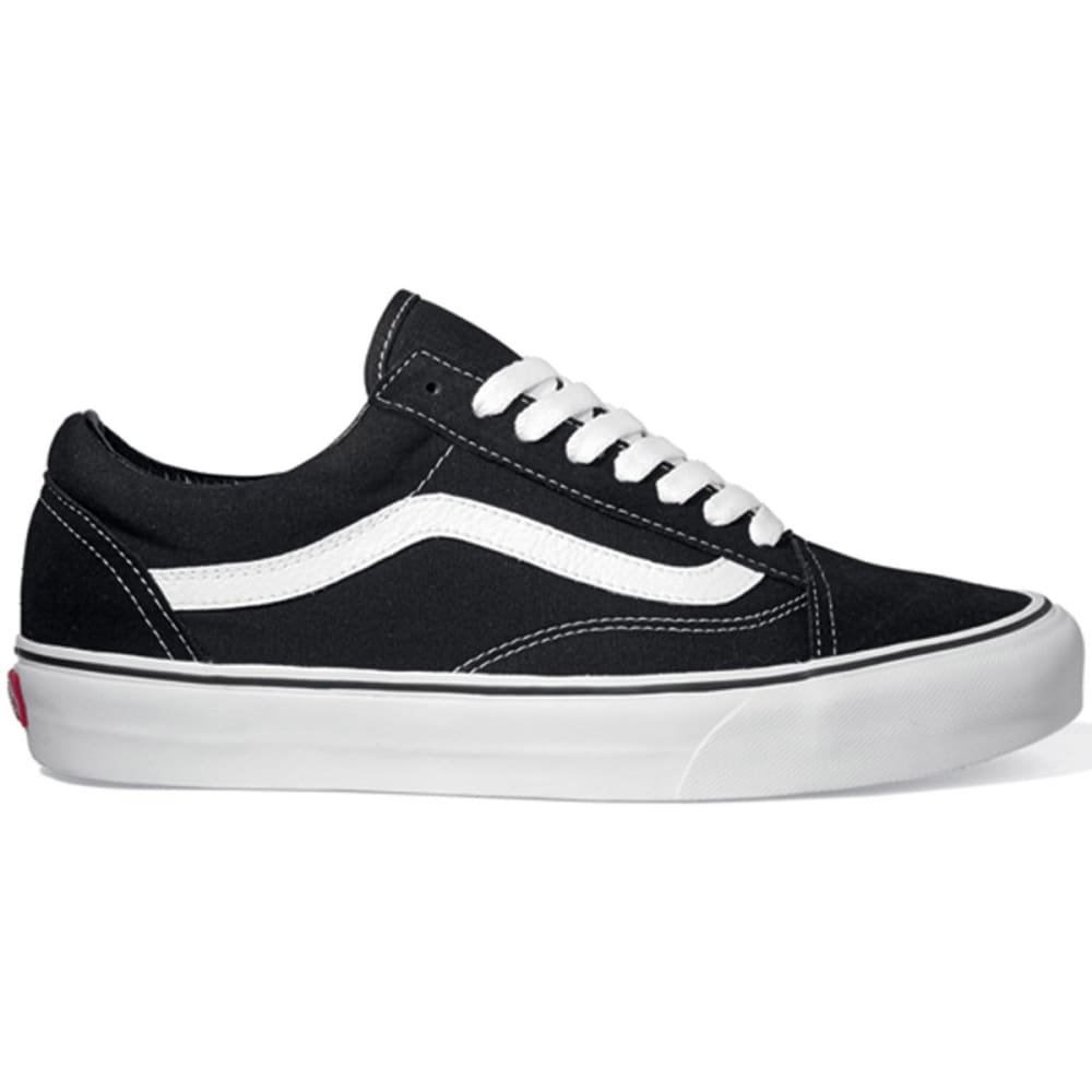VANS Men's Old Skool Sneakers - BLACK 001