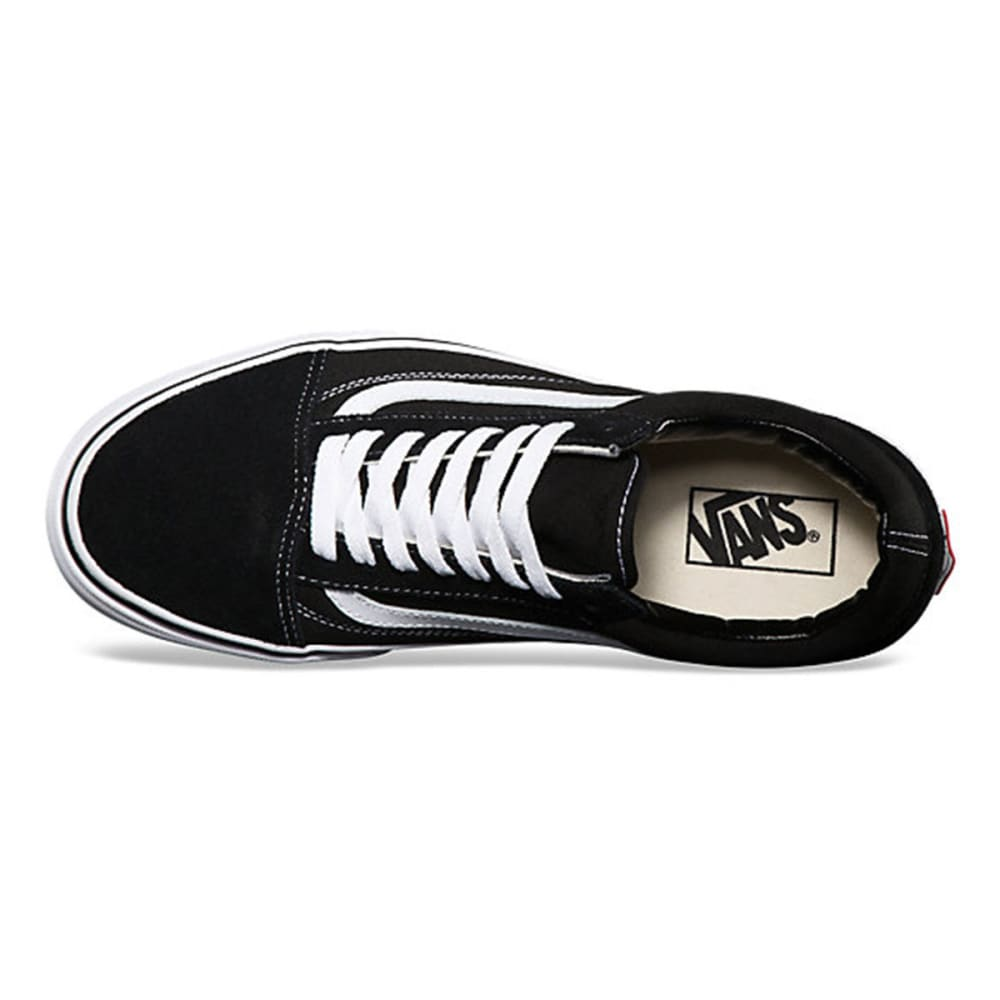 VANS Men's Old Skool Sneakers - BLACK
