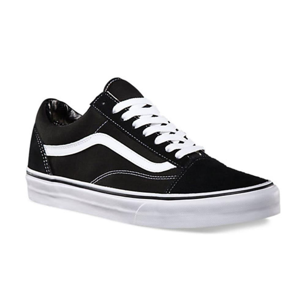VANS Men's Old Skool Sneakers - BLACK 001
