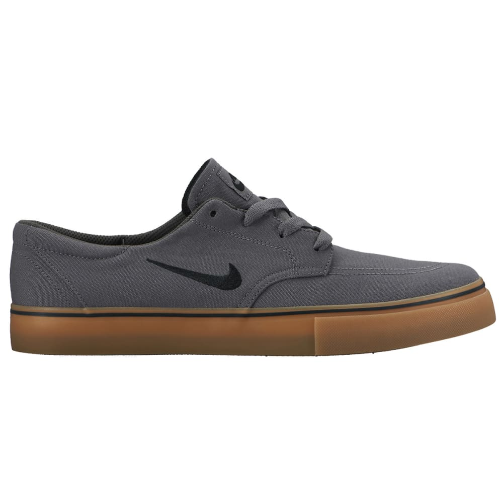 NIKE SB Men's Clutch Skateboarding Shoes - GREY