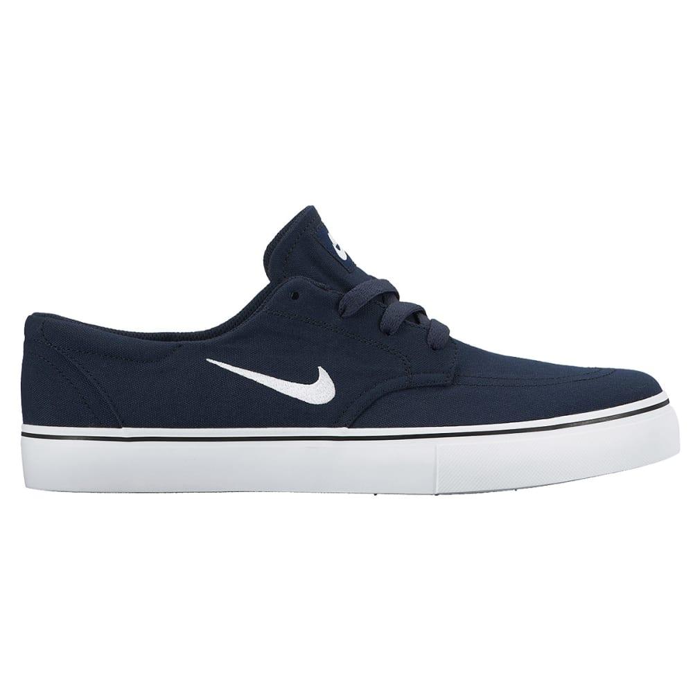 NIKE SB Men's Clutch Skateboarding Shoes - OBSIDIAN