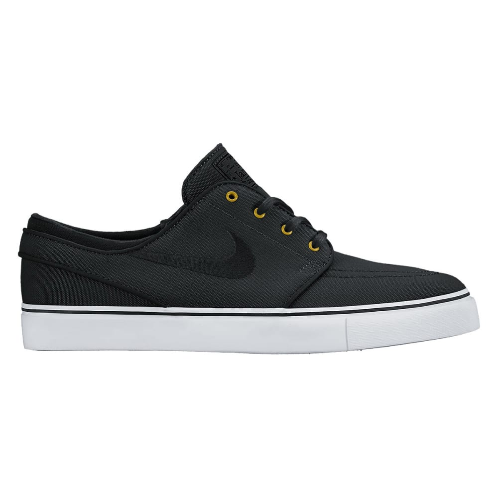 NIKE SB Men's Zoom Stefan Janoski Skate Shoes - BLACK/WHITE