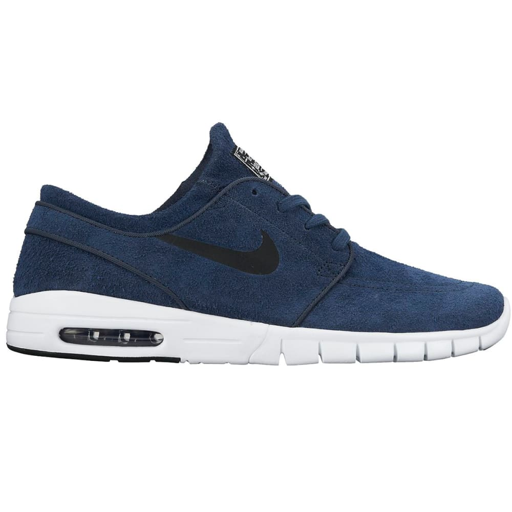 NIKE SB Men's Stefan Janoski Max Shoes - SQUADRON BLUE
