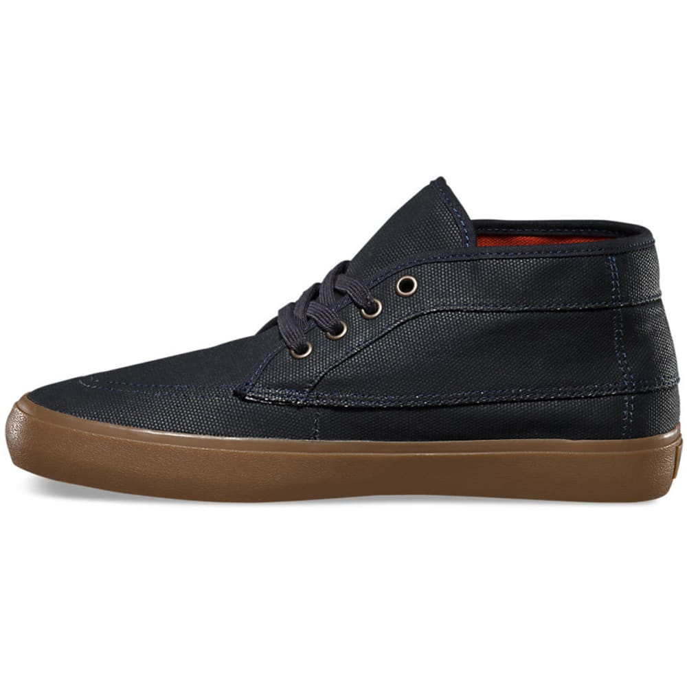 VANS Men's Fairhaven SF Skate Shoes, Mid - NAVY