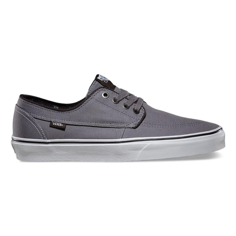 VANS Men's Brigata Shoes - ASPHALT