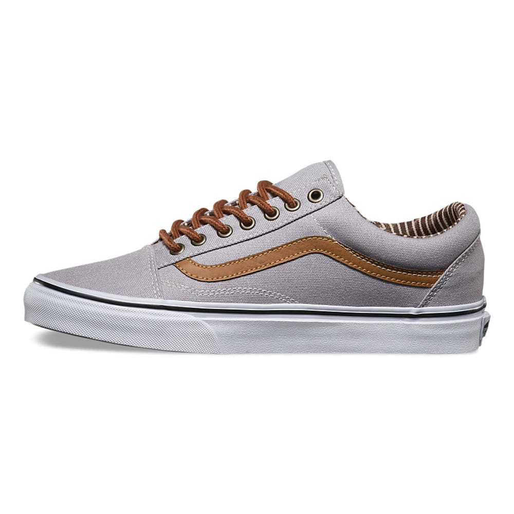 VANS Men's Old Skool Sneakers - SILVER