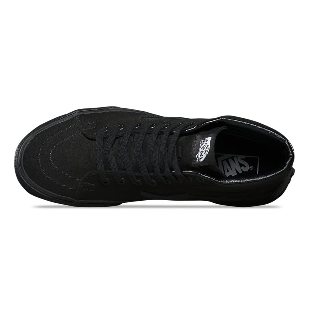 VANS Men's Sk8 Hi Shoes - NAVY/BLACK