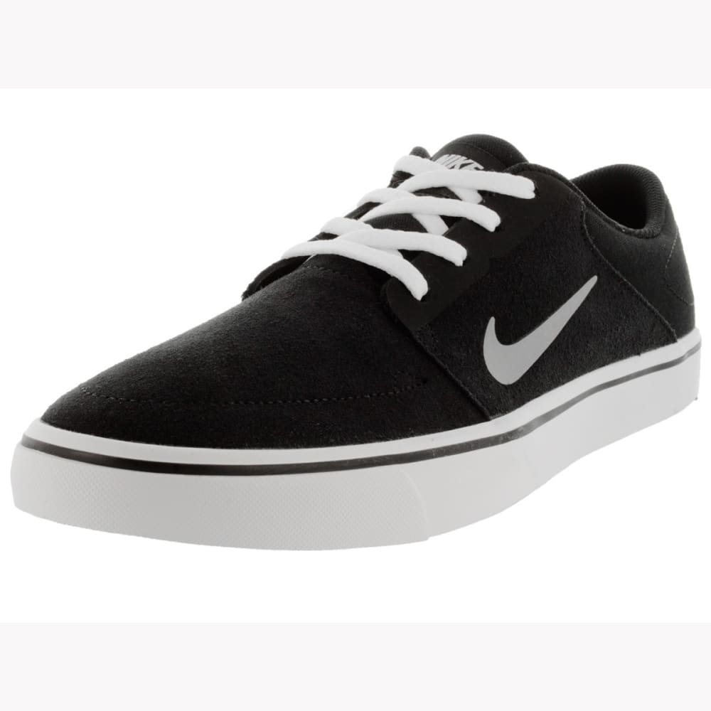 NIKE SB Men's Portmore Sneakers - BLACK