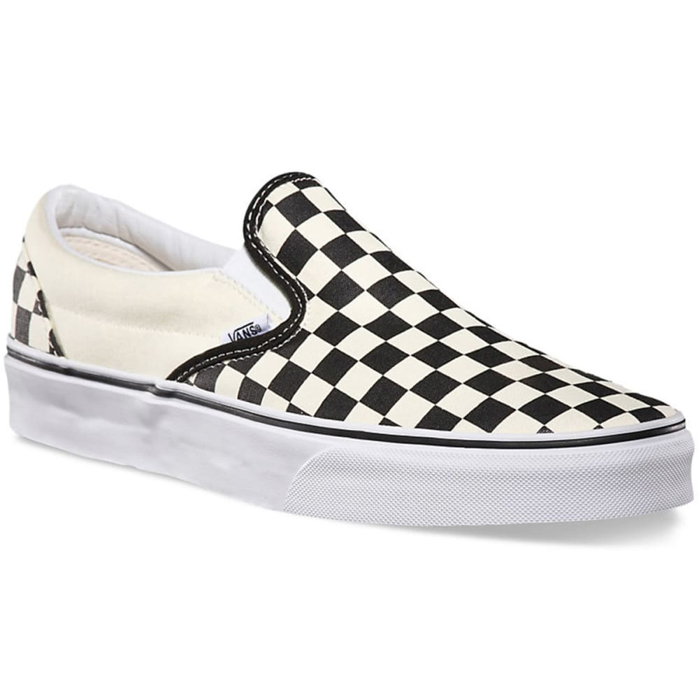 VANS Young Men's Classic Slip On Shoes 9.5